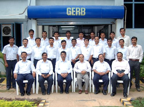 GERB Bangalore office staff