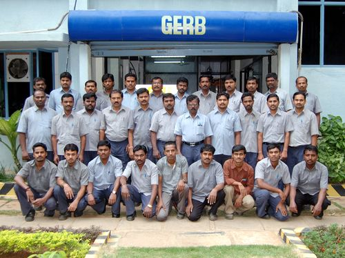 GERB Bangalore factory staff